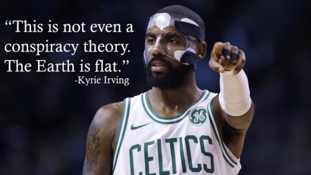 Ces sportifs qui croient des théories complètement dingues