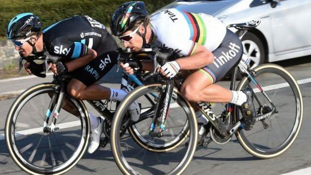 Un bon cycliste doit-il s'épiler les jambes?