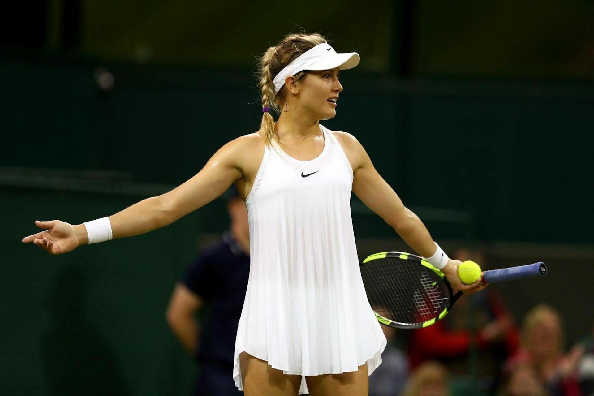 Les pires tenues vues à Wimbledon