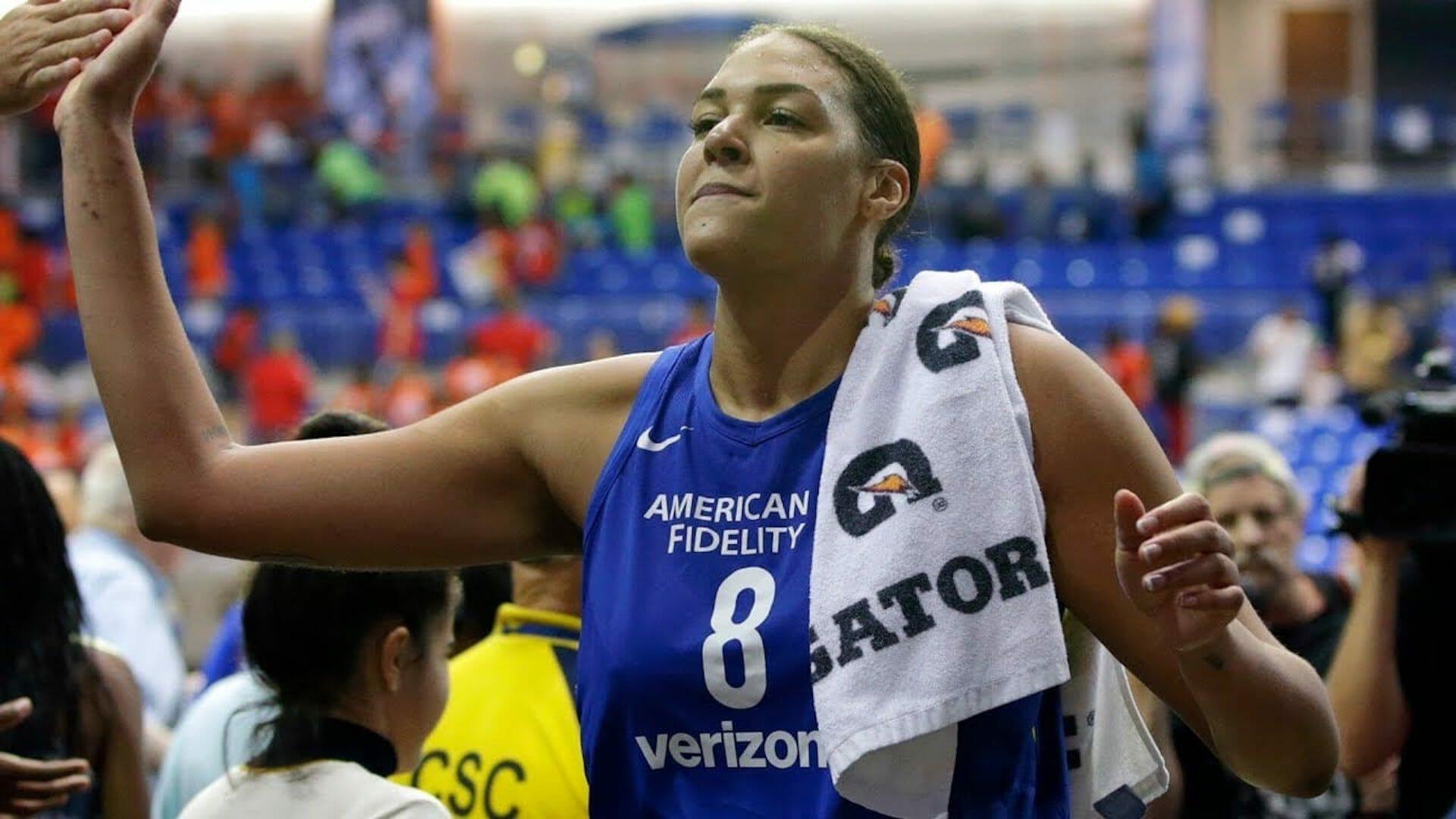 Beside Sport - Les meilleures joueuses de l'histoire de la WNBA -