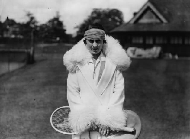 Beside Sport - L'évolution du style dans le tennis féminin -  -