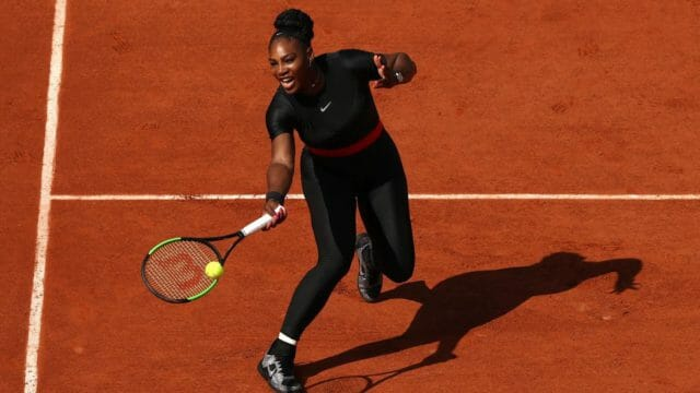 Beside Sport - L'évolution du style dans le tennis féminin -