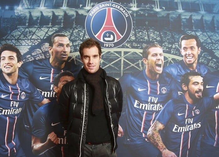 Beside Sport - Ces sportifs qui sont fans du PSG -  -