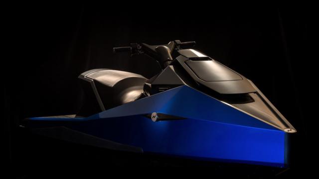 Narke, le jet-ski électrique