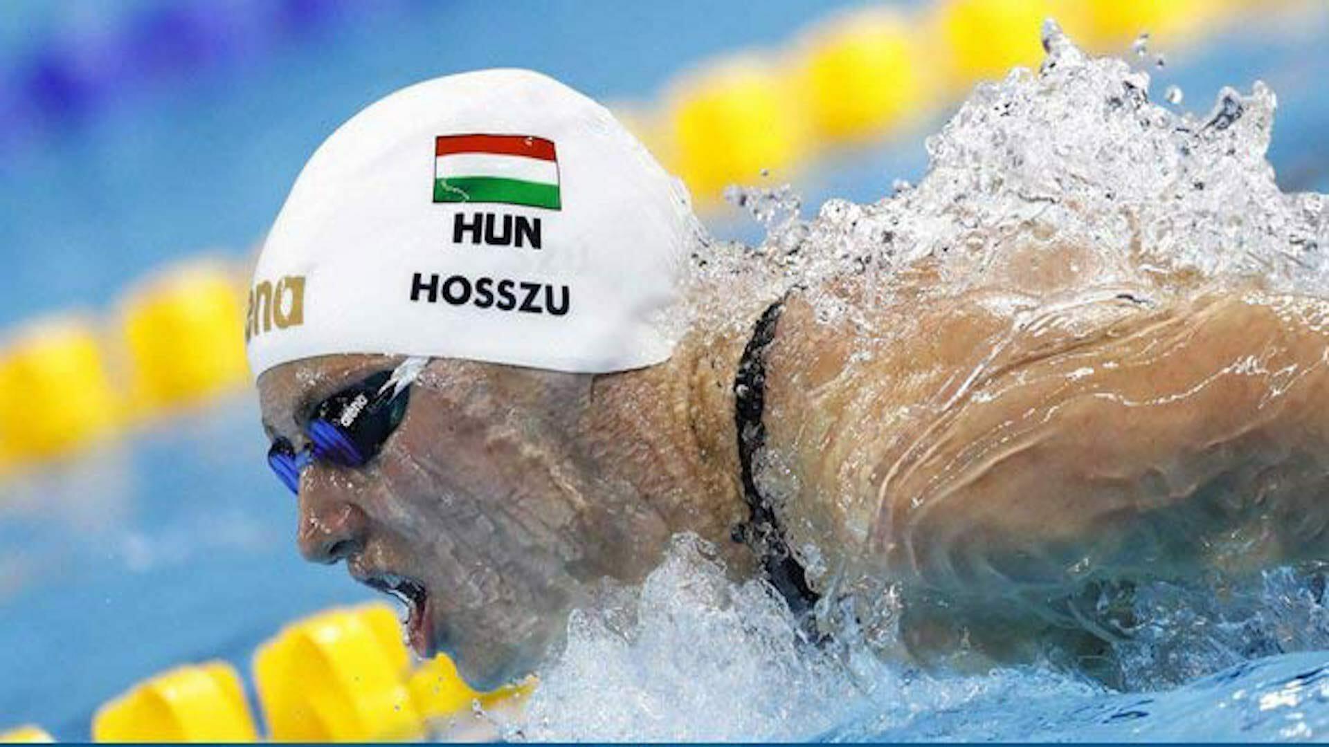 Mais pourquoi la Hongrie est-elle aussi forte en natation?
