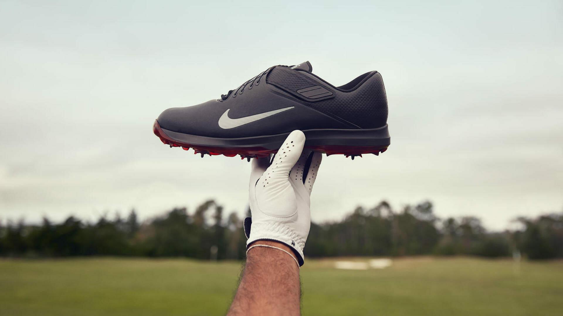Les 10 chaussures signatures de Tiger Woods en carrière