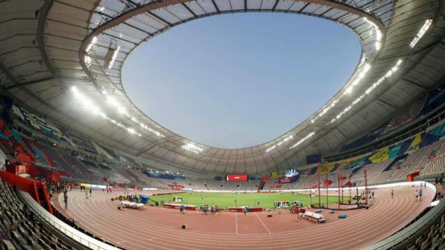 Beside Sport - Pourquoi les pistes d'athlétisme sont-elles rouges? -