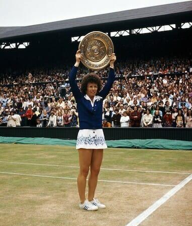 Beside Sport - Retour sur un monstre du sport: Billie Jean King alias «la grande Dame du tennis» - La tenniswoman américain a remporté 6 fois Wimbledon -