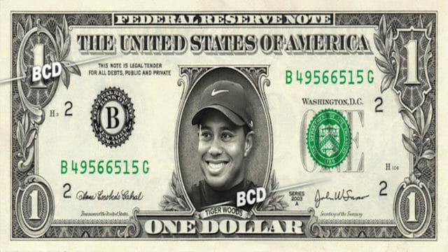 Beside Sport - Les 10 golfeurs les mieux payés de l'histoire -