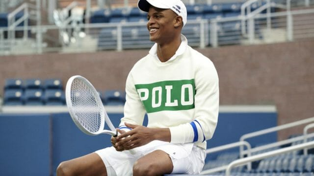 Beside Sport - Ralph Lauren et l'US Open, une relation à l'Américaine -