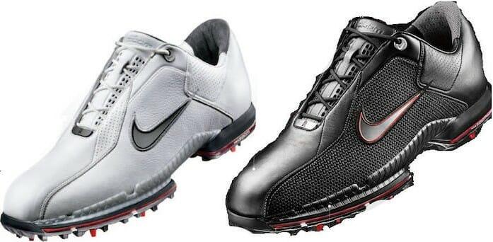 Beside Sport - Les 10 chaussures signatures de Tiger Woods en carrière -  -