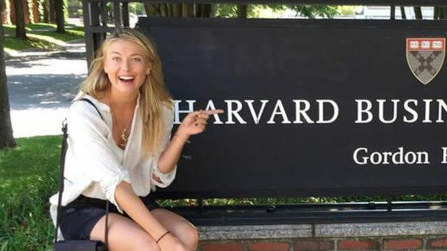 Ces sportifs célèbres passés par Harvard