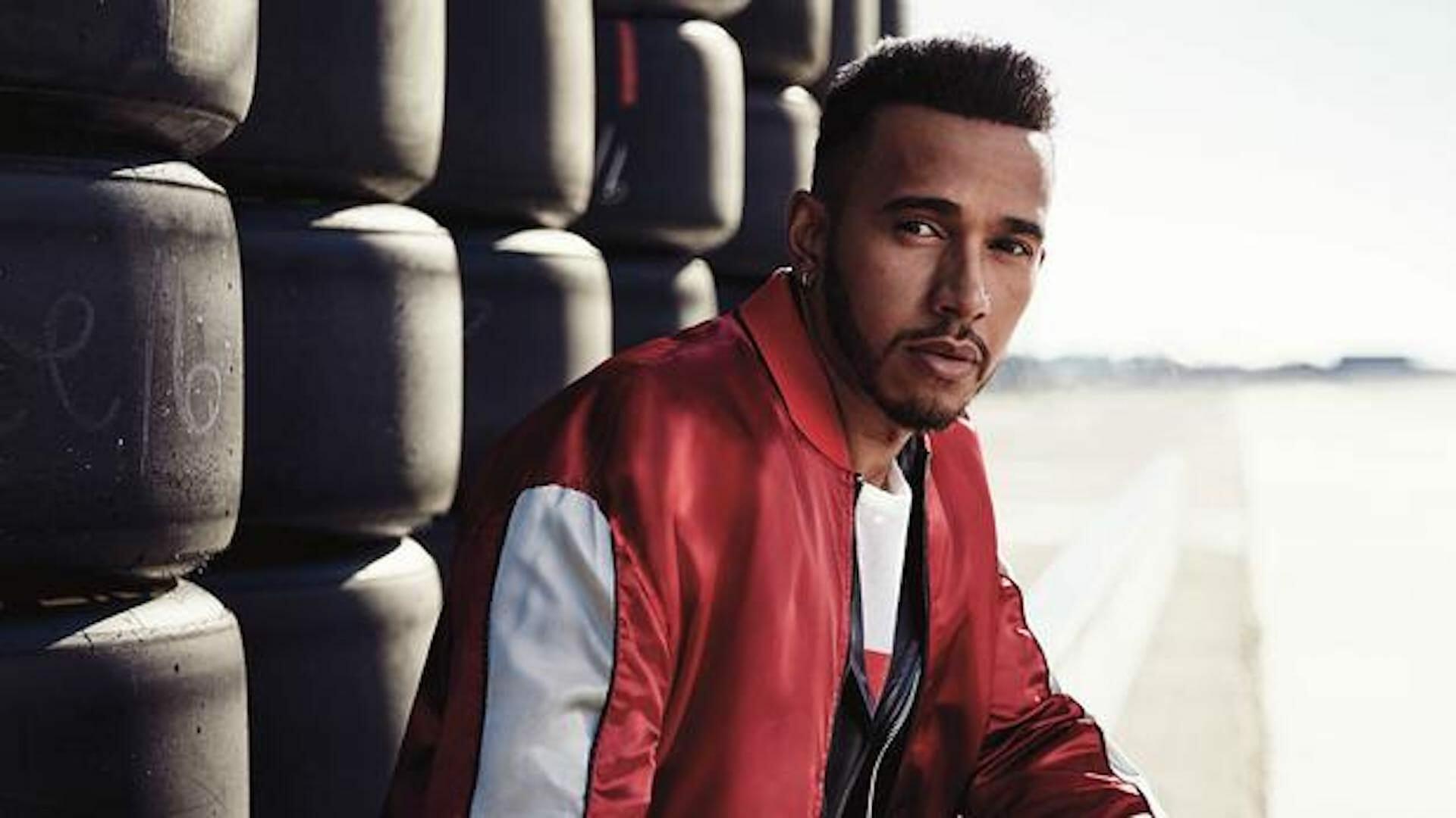 Le «Sport It-boy» de la semaine est Lewis Hamilton