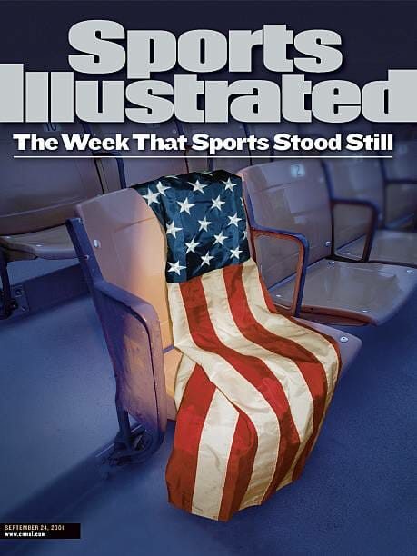 Beside Sport - 11 septembre 2001: Une date qui a marqué le monde du sport -  -