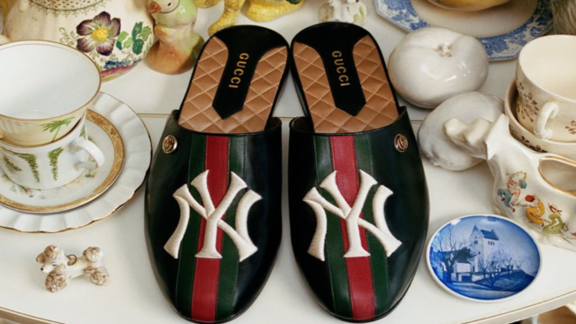 Beside Sport - Découvrez la collection NY Yankees x Gucci -