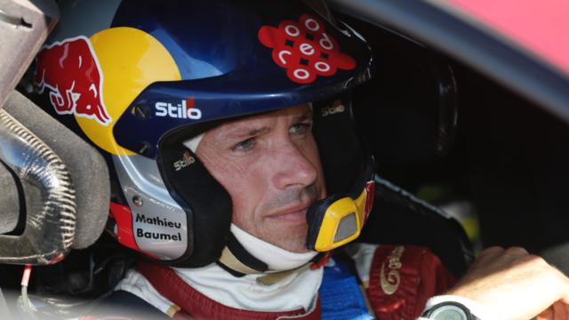 Beside Sport - Mathieu Baumel, un copilote trop peu connu -