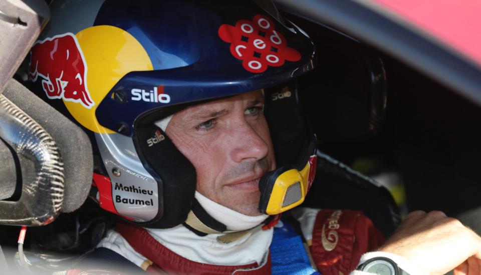 Mathieu Baumel, un copilote trop peu connu