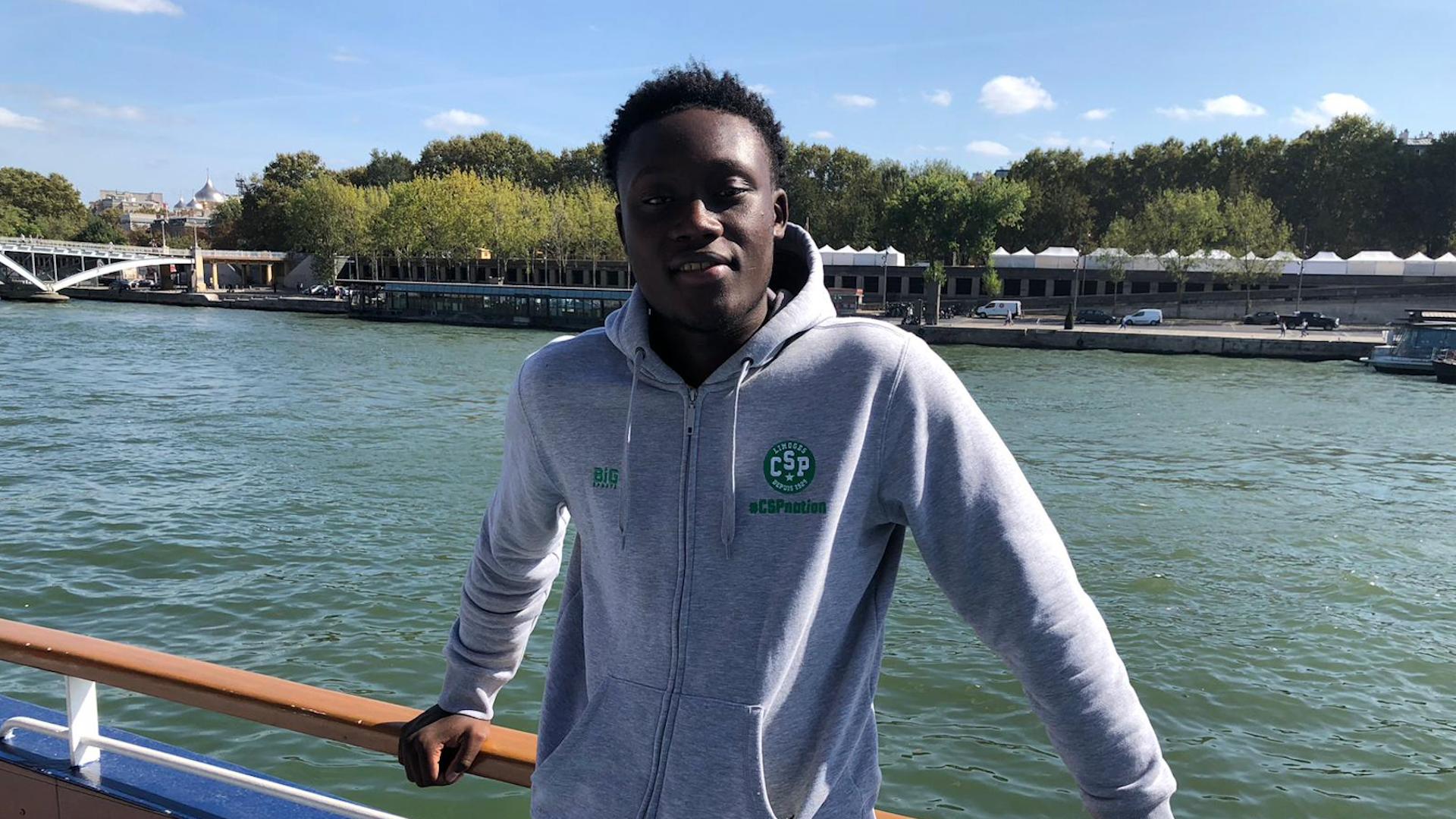Beside Sport - La NBA vue par la pépite Sekou Doumbouya -