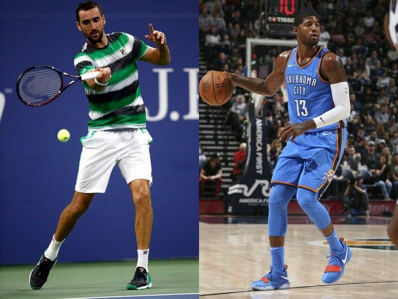 Beside Sport - Quand les stars du tennis ont leur équivalent en NBA -  -