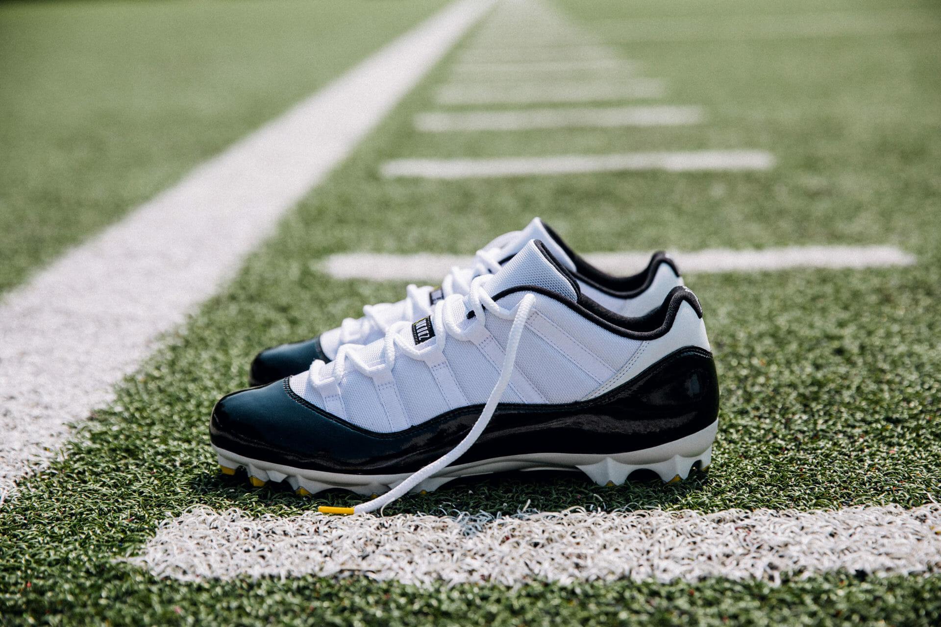Beside Sport - Les sneakers Jordan sont sur tous les terrains de sport -  -