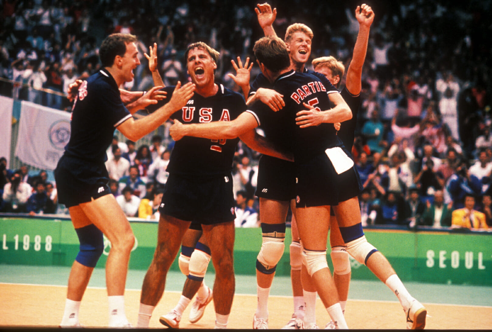 Beside Sport - Retour sur un monstre du sport: Karch Kiraly alias «The Volleyball Thunderball» -  -