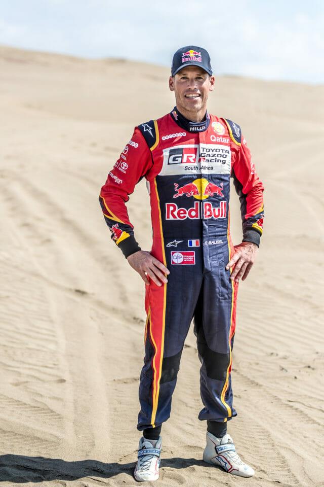 Beside Sport - Mathieu Baumel, un copilote trop peu connu -  -