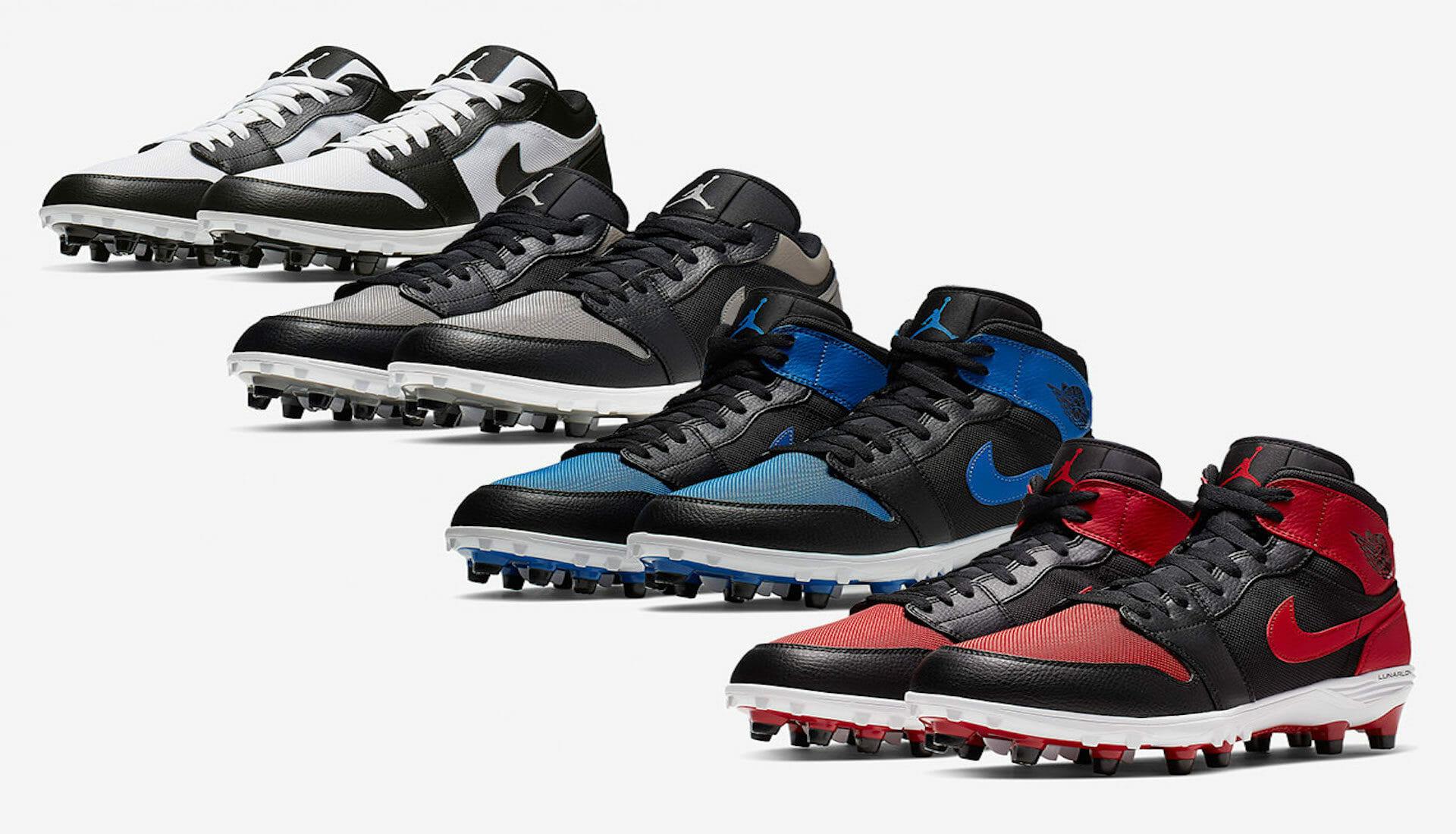 Les sneakers Jordan sont sur tous les terrains de sport