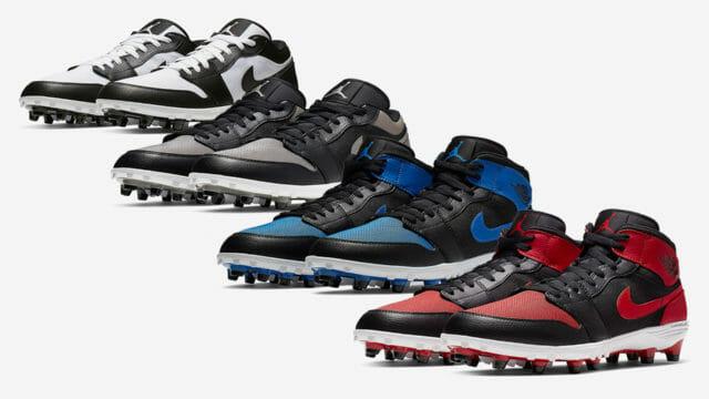 Beside Sport - Les sneakers Jordan sont sur tous les terrains de sport -
