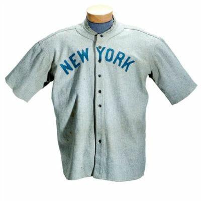 Beside Sport - Ces maillots mythiques de sportifs qui rapportent très gros -  -