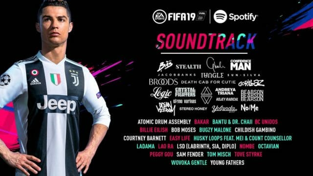 Beside Sport - Les chansons mythiques de la saga Fifa -