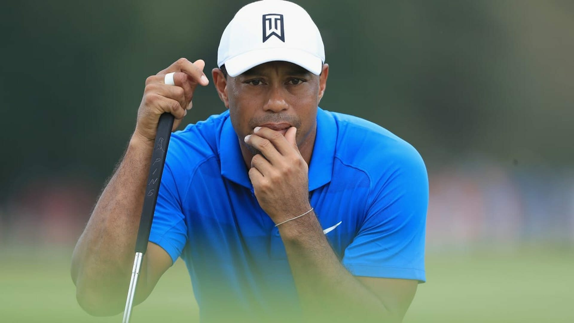 Notre «InStargram» de la semaine: Tiger Woods