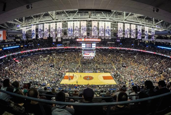 Beside Sport - Quelles sont les meilleures salles en NBA? -  -