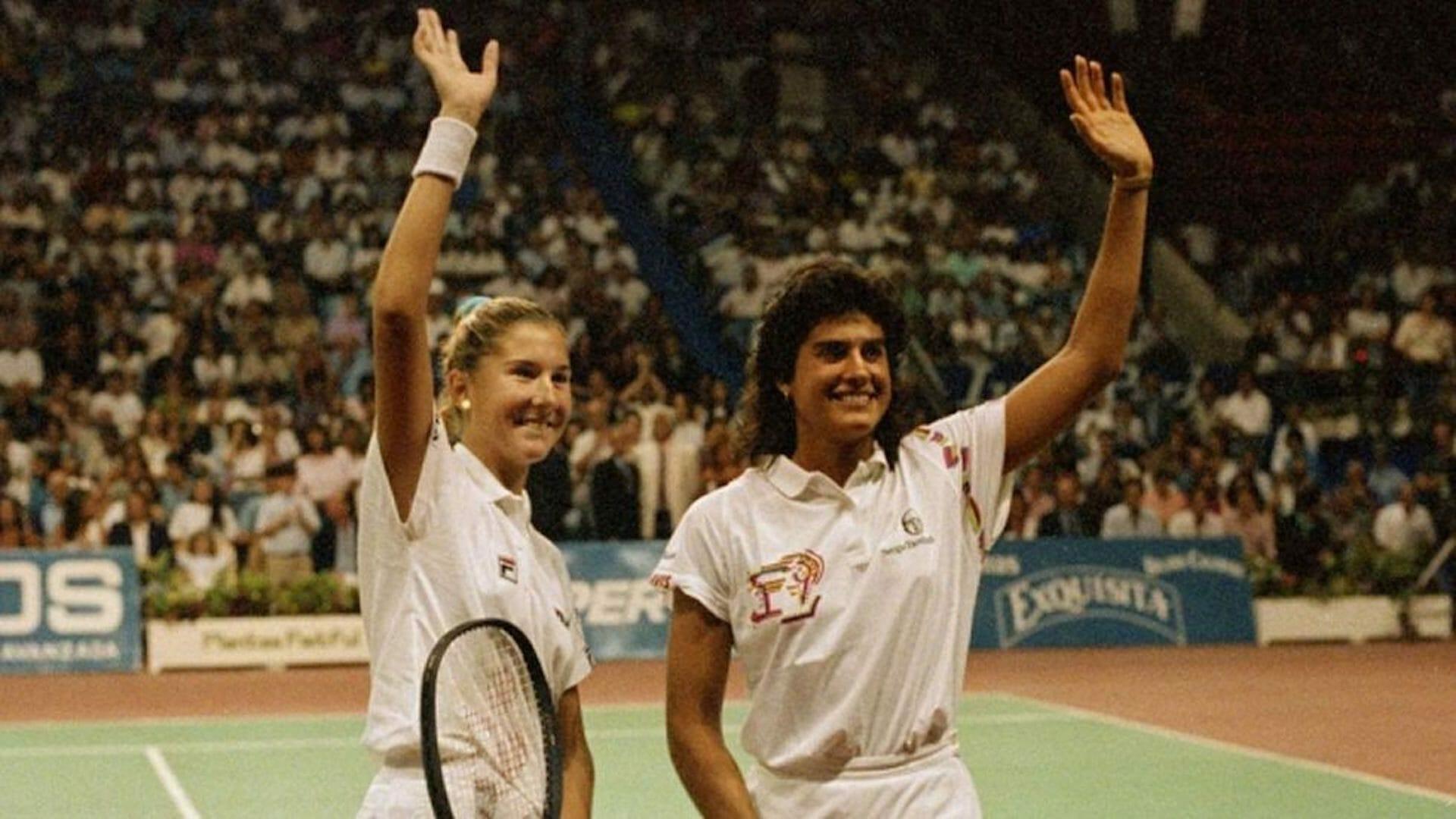 Beside Sport - Quand la finale du Masters de tennis féminin se jouait au meilleur des 5 manches -