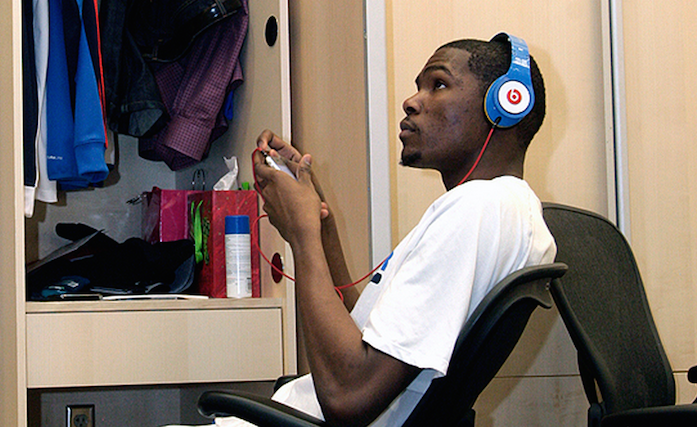 Beside Sport - Les objets que la NBA a fini par bannir -  -