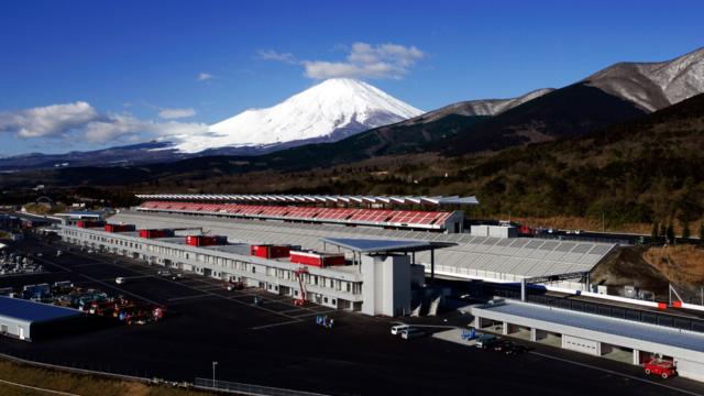 Beside Sport - Quand le GP du Japon se déroulait à Fuji -