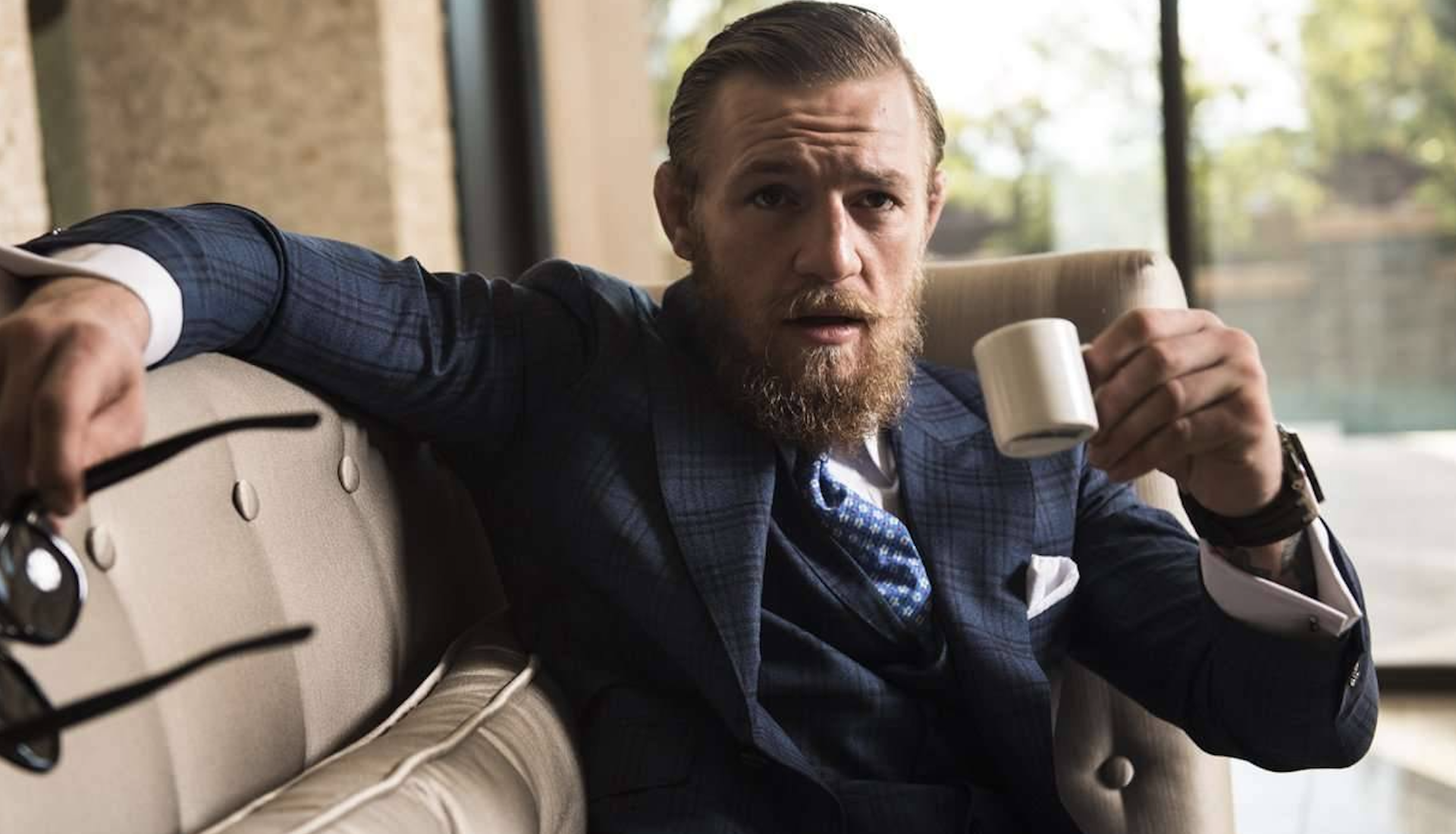 Le « Sport It-boy » de la semaine est Conor McGregor