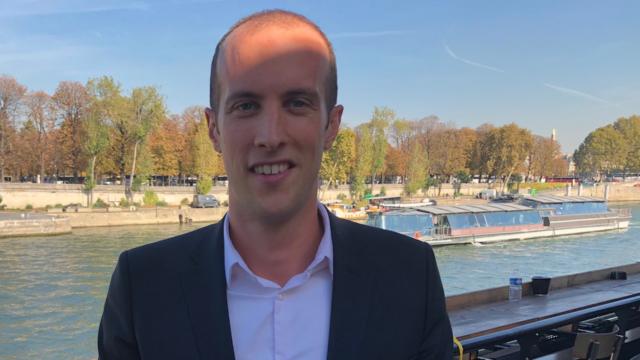 Beside Sport - Eric Wattellier, nouvel arbitre professionnel de Ligue 1 -
