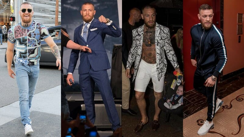 Beside Sport - Le « Sport It-boy » de la semaine est Conor McGregor -  -