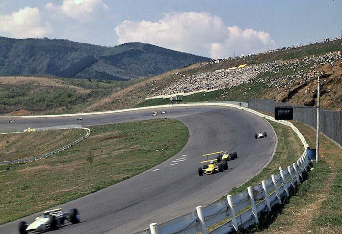 Beside Sport - Quand le GP du Japon se déroulait à Fuji -  -