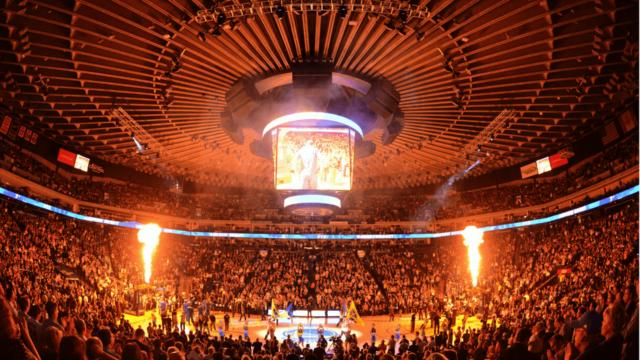Beside Sport - Quelles sont les meilleures salles en NBA? -