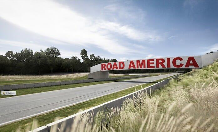 Beside Sport - Plein phare sur les circuits automobiles mythiques des USA -  -