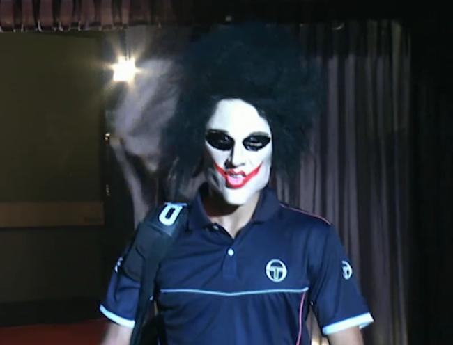 Beside Sport - Ces sportifs qui se déguisent pour Halloween -  -