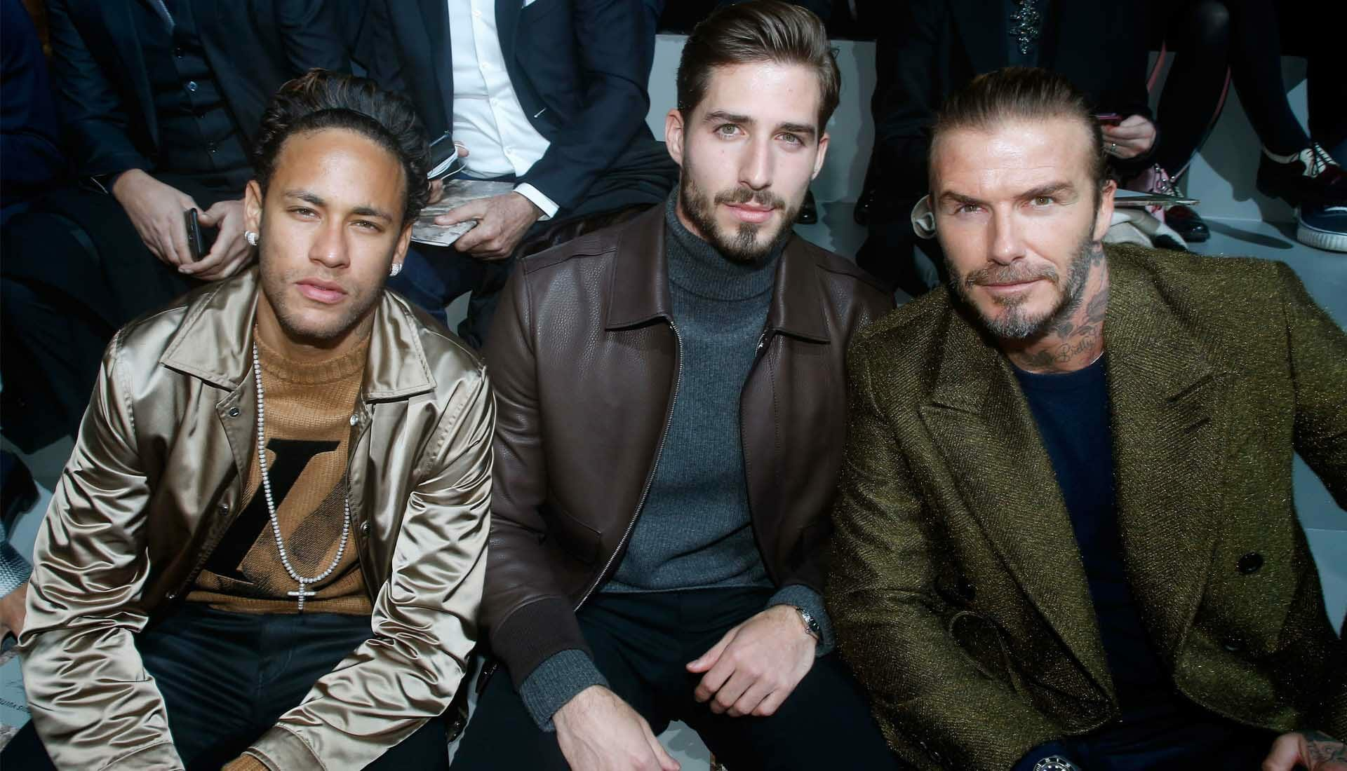 Ces sportifs au «Front Row» lors de la fashion week
