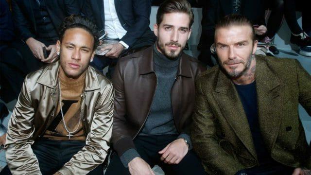 Beside Sport - Ces sportifs au «Front Row» lors de la fashion week -