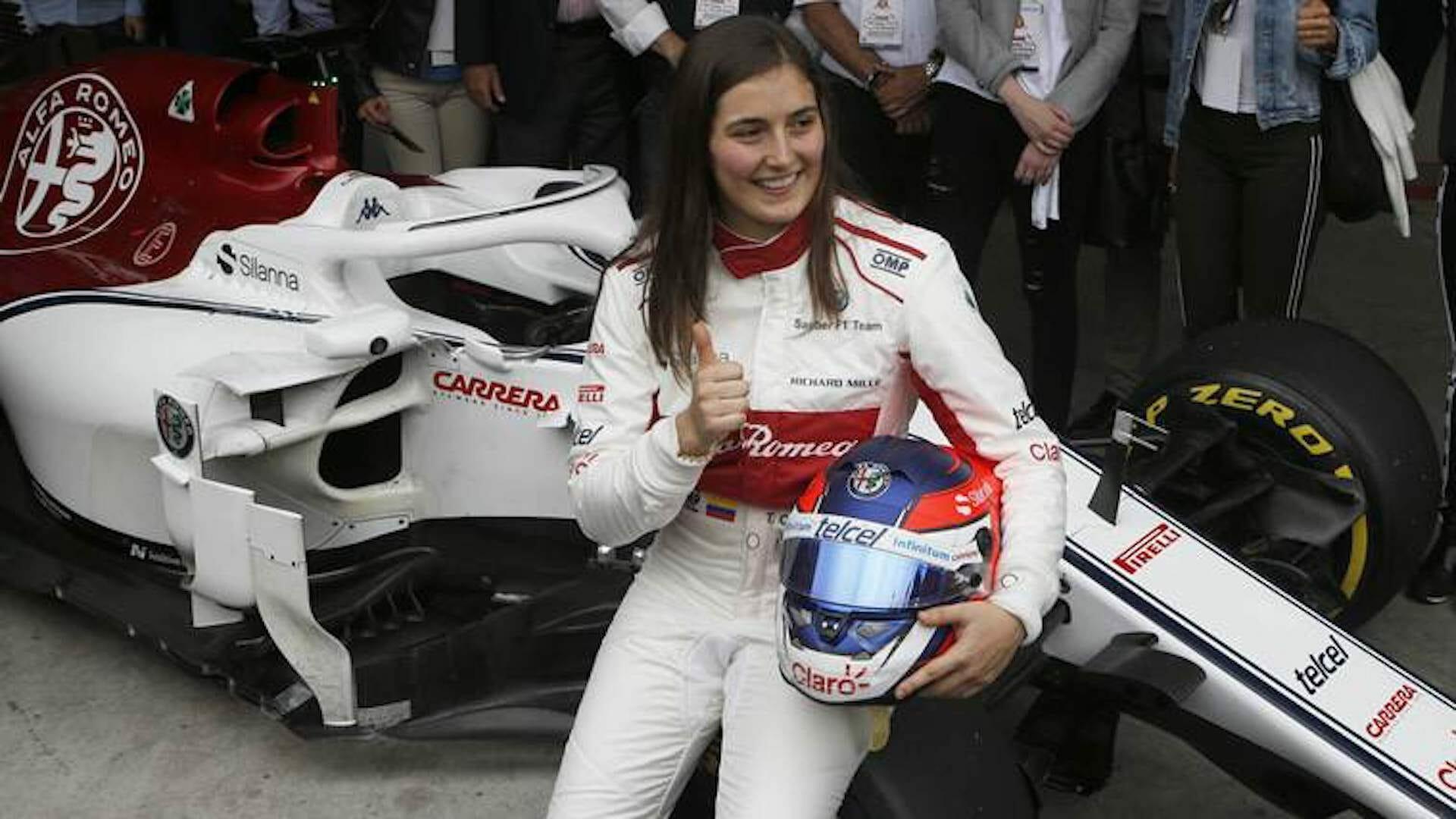 Les femmes en Formule 1