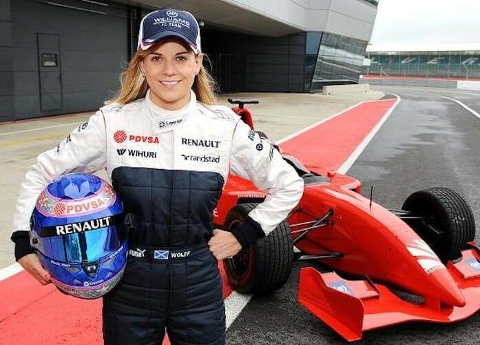 Beside Sport - Les femmes en Formule 1 -  -