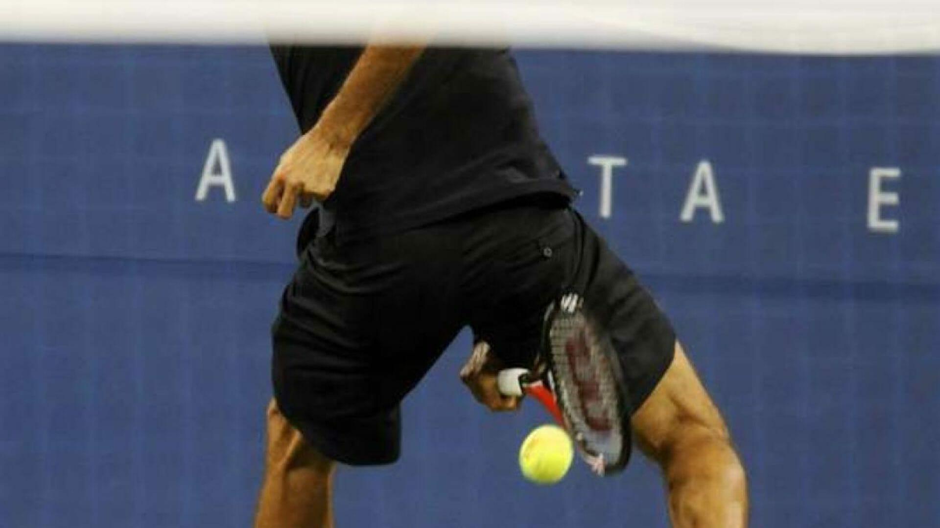 Beside Sport - Les coups les plus surprenants du tennis -