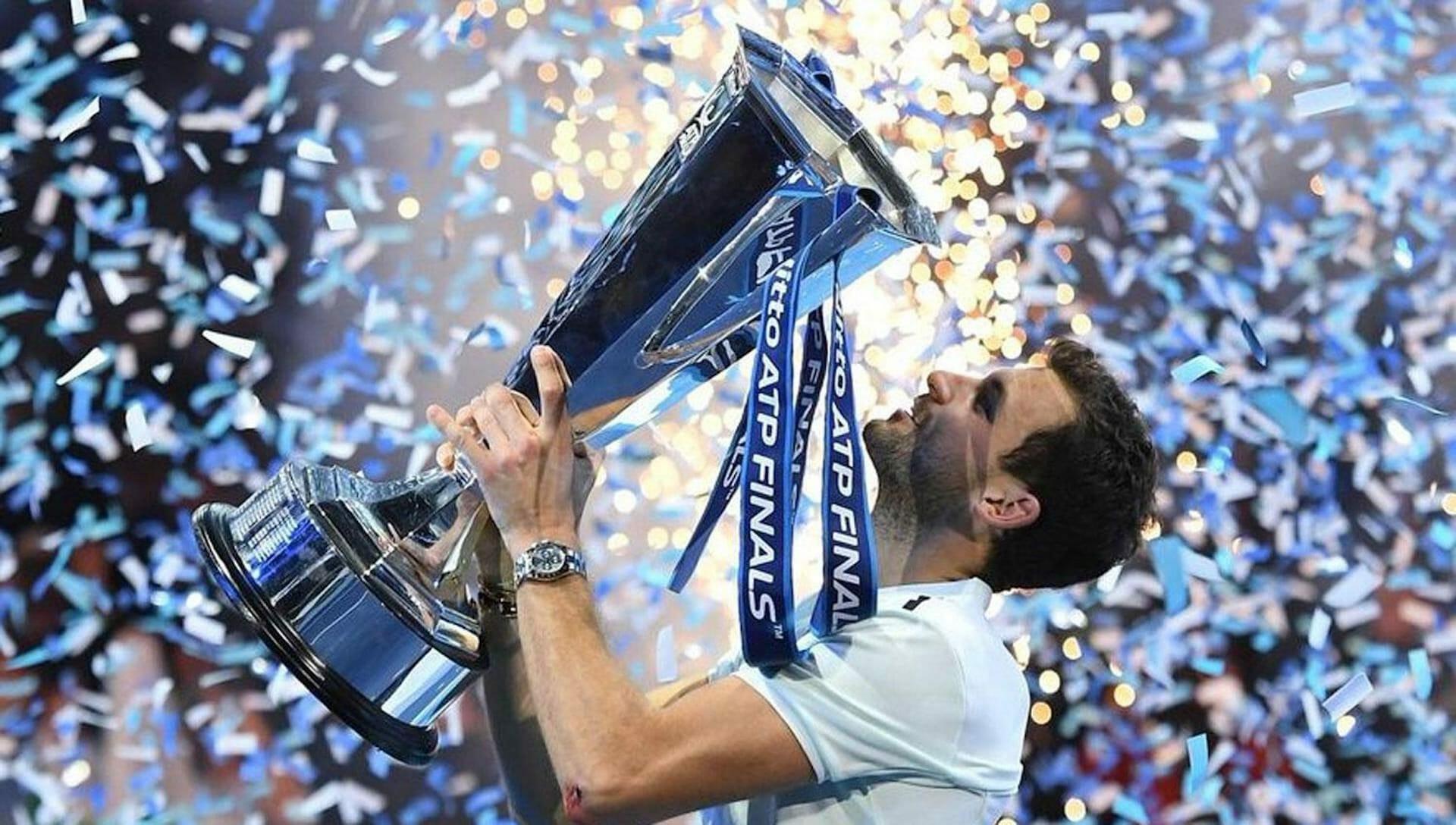 Beside Sport - Ces tennismen dont le plus grand titre remporté est le Masters -