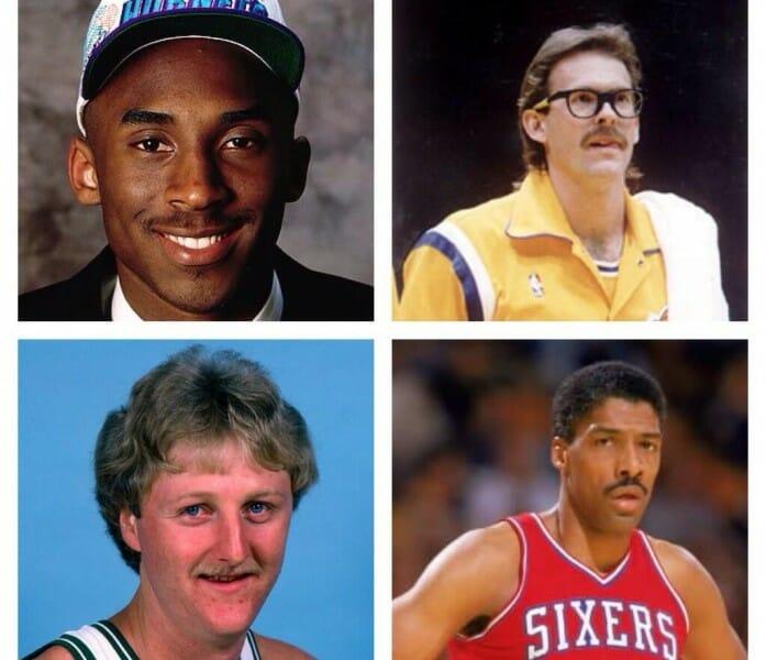 Beside Sport - Movember, les moustaches frisent chez les sportifs -  -