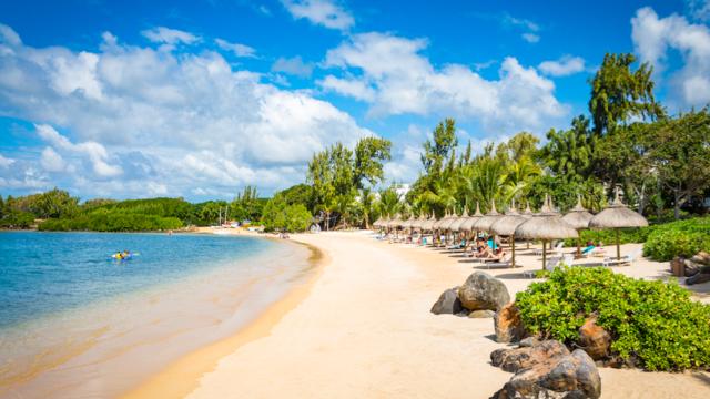 Beside Sport - Un nouveau Golf Azuri à l'île Maurice -